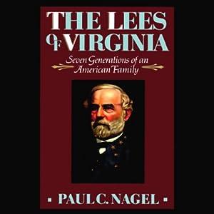 The Lees of Virginia Audiobook