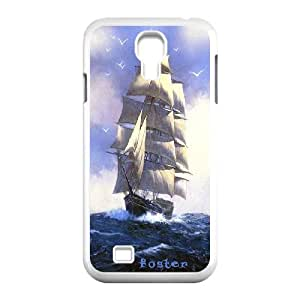 JamesBagg Phone case Tall sailing protective case For SamSung Galaxy S4 Case FHYY476750