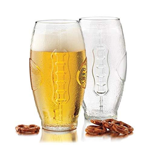 Libbey Glass Inc Lib 2233 Football Tumbler 23Oz (2 4) LIB 2233 ()