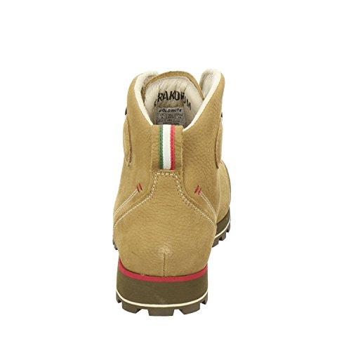 Scarpe da uomo a collo alto Cinquantaquattro High LT, Marrone (Cuoio), 6.5 UK
