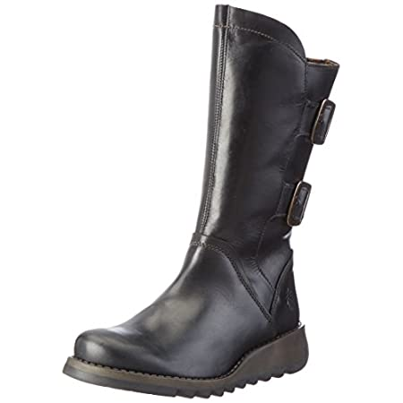 Fly London Women's Sack785fly Biker Boots 41TVhIenRnL