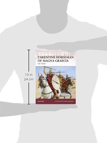 Tarentine Horseman of Magna Graecia: 430-190 BC: 440-190 BC Warrior: Amazon.es: Nic Fields, Seán ÓBrógáin: Libros en idiomas extranjeros