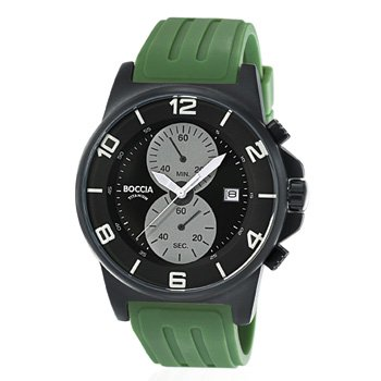 3777-08 Boccia Titanium Watch
