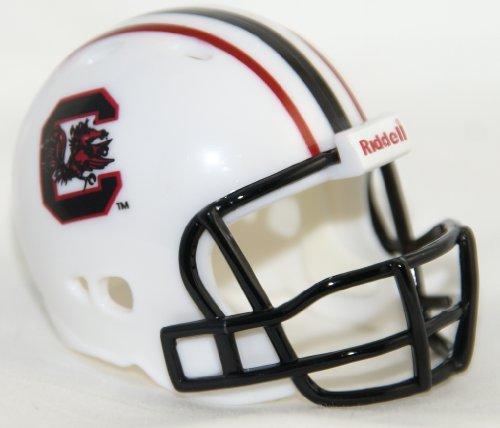 Pocket Pro Revolution - SOUTH CAROLINA GAMECOCKS Riddell Revolution POCKET PRO Mini Football Helmet