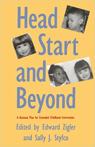 Book Head Start and Beyond: A National Plan for Extended Childhood Intervention