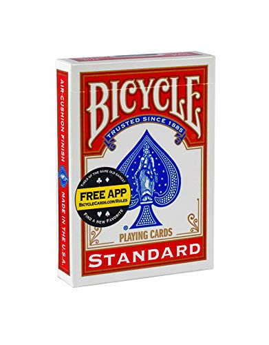 Bicycle Playing Cards - Poker Size (Best Places For The Rich And Single)