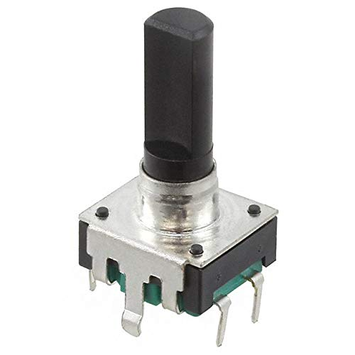 ROTARY ENCODER MECHANICAL 24PPR, (Pack of 25) (PEC12R-4020F-S0024)