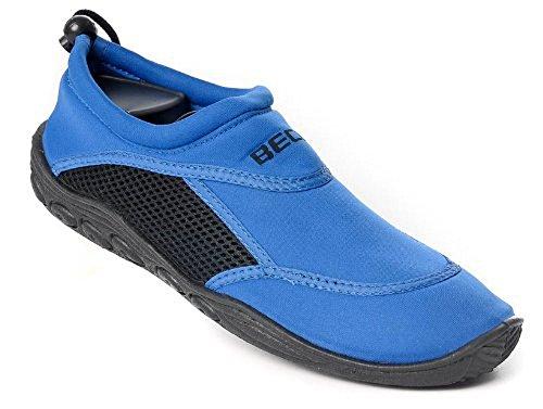 adidas Jungen Badehose Blau - Schwarz