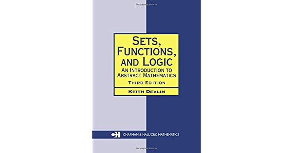 Amazon.com: Sets, Functions, and Logic: An Introduction to ...