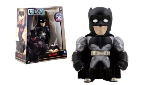 JADA 4 METALS - BATMAN V SUPERMAN 2016 BATMAN Action Figures by Jada