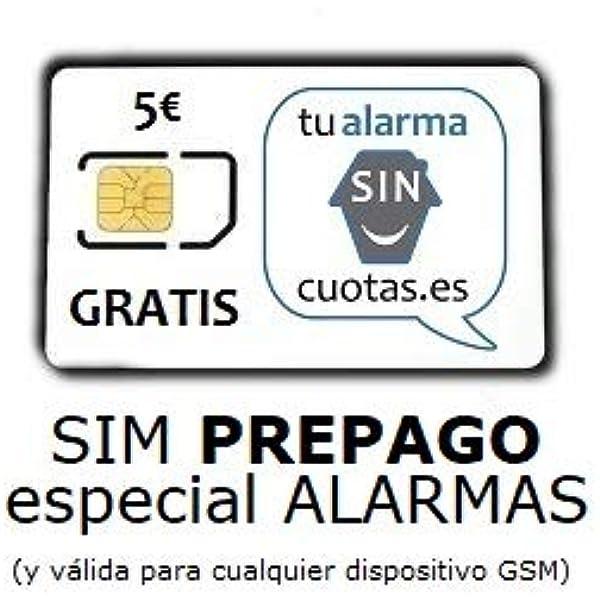 Simyo - Tarjeta sim prepago con 1 GB y 100 min.: Amazon.es ...