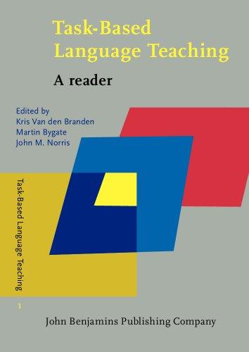 Task-Based Language Teaching: A Reader
