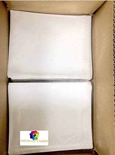 1000-4.5 x 5.5 Clear Packing List Enclosed Envelopes Plain Face Back Load/Shipping Label Envelopes/Label Envelopes Pouches/Clear FACE - Non-Printed