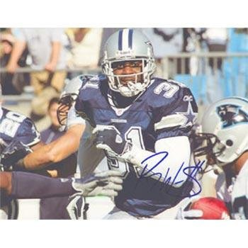 Roy Williams Dallas Cowboys Autographed 8.5x11 Photo. This item comes with a certificate of authenticity from Autograph-Sports. Autographed - Cowboys Autographed Items