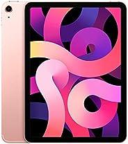 """iPad Air 10,9"""" 4ª geração Wi-Fi 64GB - Ouro"""