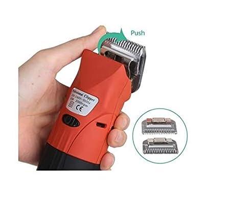 /Producto de Oferta para Perros Folk M/áquina Cortapelo para la pelatura de los Animales 35/W Caballos Gatos/ Cuchillas Serie A5.