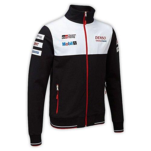 Toyota Sudadera Gazoo Racing WEC Equipo XL: Amazon.es: Deportes y ...