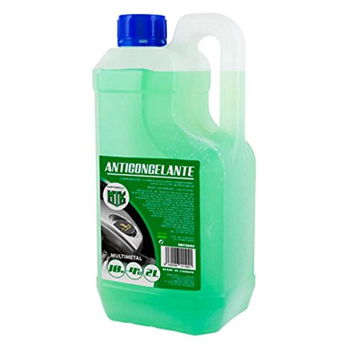MOTORKIT MOT3543 Liquido Antigelo 2 Litri 10% Verde ABC Parts