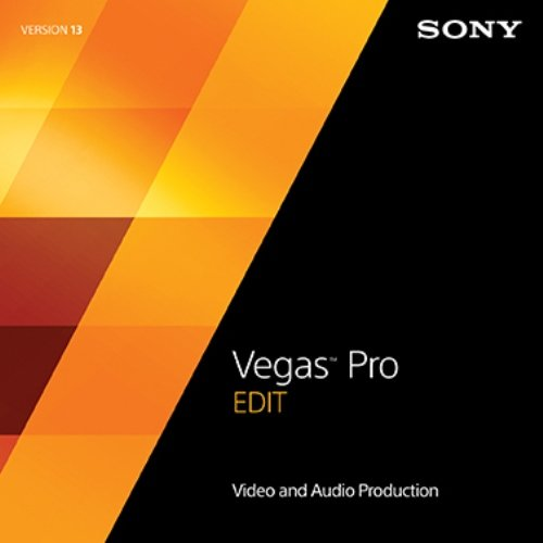 Sony Vegas Pro 13 Edit