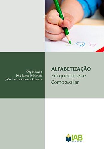 Amazon alfabetizao em que consiste como avaliar coleo alfabetizao em que consiste como avaliar coleo iab de seminrios internacionais fandeluxe Images