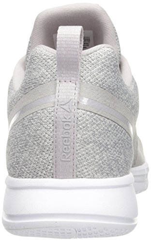 Reebok Womens Print 2.0 CR Running Shoe Cr - Lilac Ash/Whisper Grey/White enra4