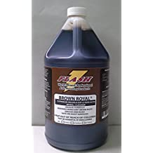 Flash Brown Royal Non-acid Wheel Cleaner Concentrate 128oz