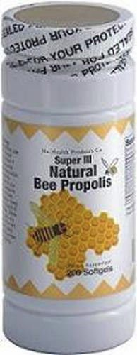 8 bottles Super III Natural Bee Propolis 200 Softgels/bottles Fresh Good Product Quality!! For Sale