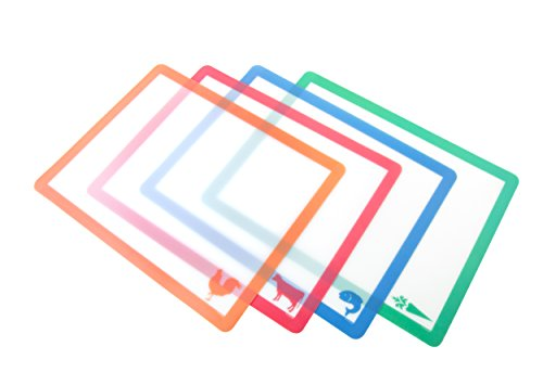 CounterArt Flexible Clear Cutting Assorted