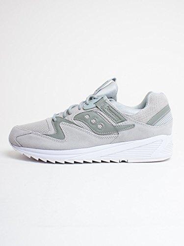 Sneaker HT Grey Grid Grigio 8500 Saucony Uomo qwXp11