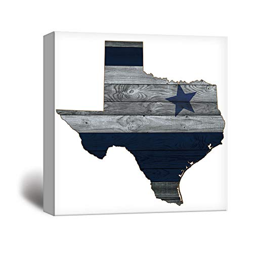 Dallas Cowboy Star Wood Background Wall Decor