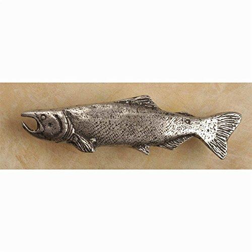 Salmon-LFT knob (Set of 10) (Satin Pearl) ()