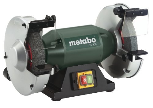 Metabo DS 200 8-Inch Bench Grinder