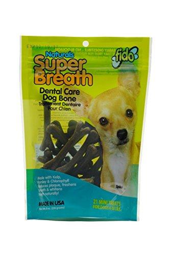 super breath dental care dog bone - 3