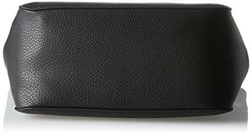 PIECES Pcjemino Bag - Borsette da polso Donna, Schwarz (Black), 14x36x31 cm (B x H T)