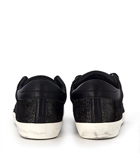 Sneaker Philippe Model Paris in pelle nera Negro