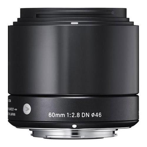 Sigma 60mm f/2.8 DN ART Lens for Micro Four Thirds Cameras, Black,