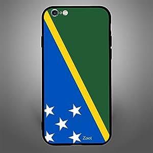 iPhone 6 Plus Solomon Island Flag