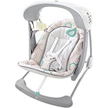 Fisher Price Deluxe Take-Along Swing and Seat, Saturn Snuggle