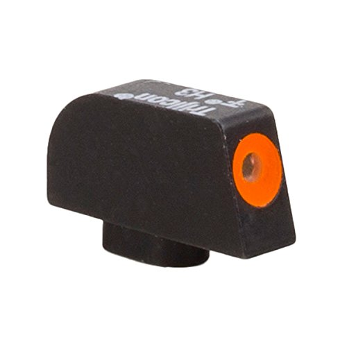 Trijicon GL613-C-600848 HD XR Front Sight, Glock 42 & 43, Orange Front Outline Lamp