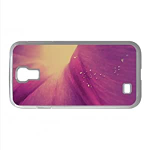 Flower Seeds On a Flower Watercolor style Cover Samsung Galaxy S4 I9500 Case (Flowers Watercolor style Cover Samsung Galaxy S4 I9500 Case)