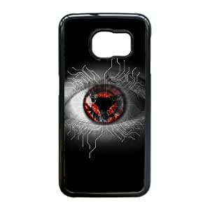 Unique Disigned Phone Case With Naruto Image For Samsung Galaxy S6 Edge