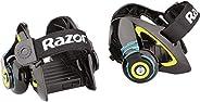 Razor Jetts Heel Wheels, Green, One Size