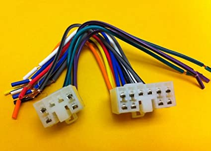 amazon com stereo wire harness oem toyota t 100 t100 pickup 97 98 Toyota Trailer Wiring Harness
