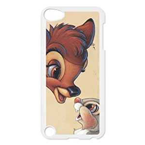 iPod Touch 5 Phone Case White Bambi ES7TY7901236