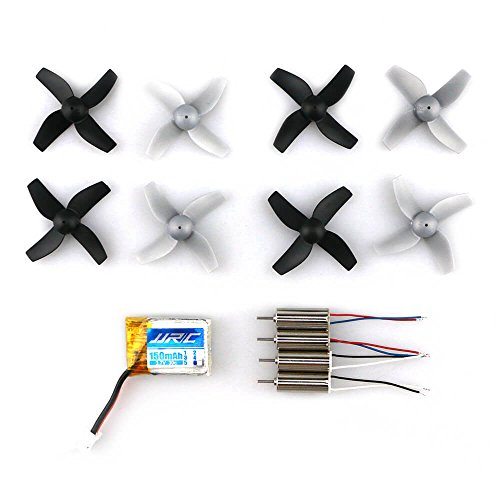 H36 0003 3 7V150MAH Propellers JJRC Quadcopter Black product image