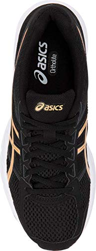 ASICS Gel-Contend 4 Women's Running Shoe, Black/Apricot Ice/Carbon, 5 M US by ASICS (Image #4)