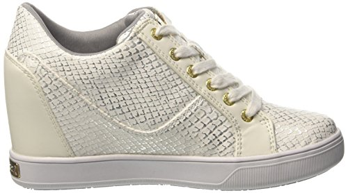 Active Guess Lady Zapatillas White Mujer White Blanco Footwear para rwqCwE