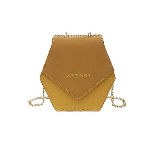 Sencillo Vida- A16 Bolsos Bandolera de Mujer Bolso de mano mochila desigual fiesta mujer de Viaje Shoulder Bag Handbag para Escuela Trabajo: Amazon.es: ...