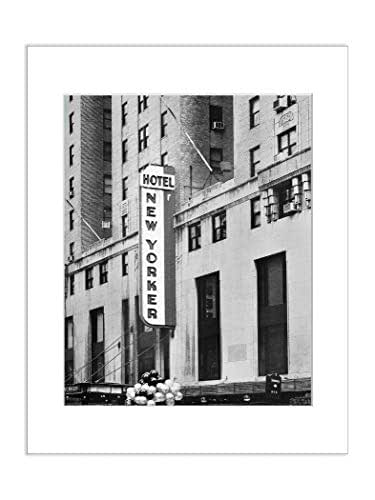 Amazon.com: New York City Photography New Yorker Building