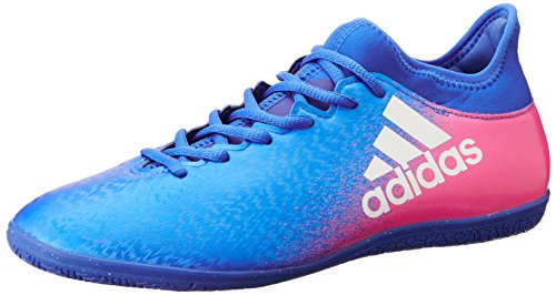 16 adidas Homme 3 X Noir blau pink Chaussures de in Football 5540r